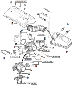 2003 Mitsubishi Galant Engine Diagram