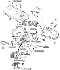 2003 Mitsubishi Galant Engine Diagram