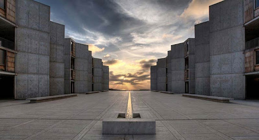 After years of study, architecture conservation efforts begin at Salk Institute of Biological Studies - Architecture Lab