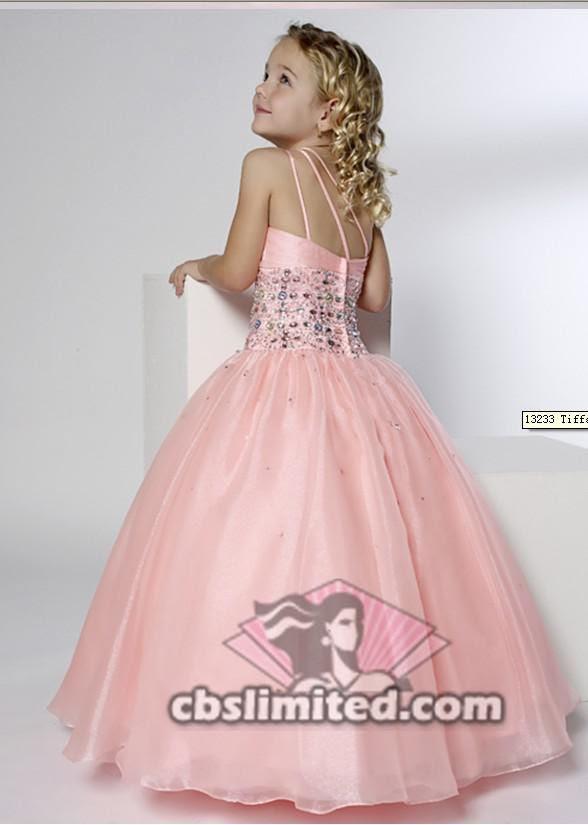 Hermosa Young Childrens Bridesmaid Dresses Ideas - Ideas de Estilos ...