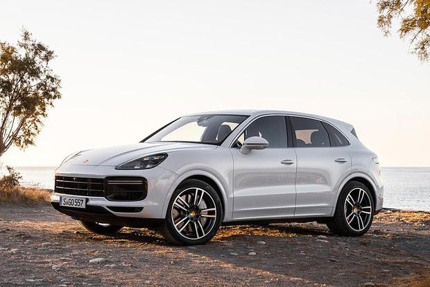 Teste Novo Porsche Cayenne 2018 Auto Esporte Análises