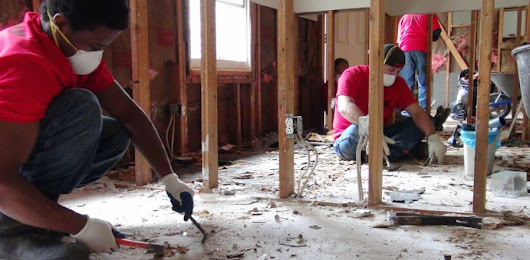 Christ in Action Brings Hope to North Carolina Flood Survivors