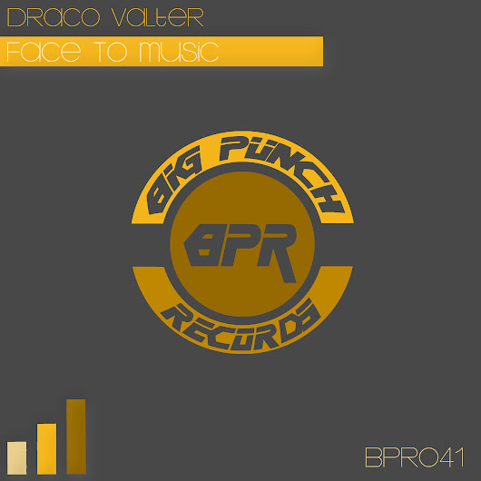 Draco Valter - Face To Music EP / OUT NOW /