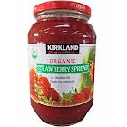Kirkland Signature Strawberry Spread, Organic - 42 oz jar