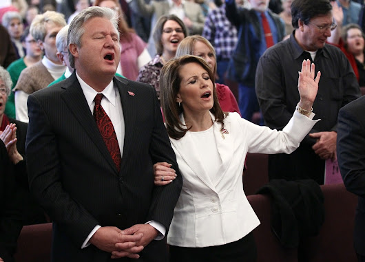 Goodbye, Michele Bachmann. Thanks for the...