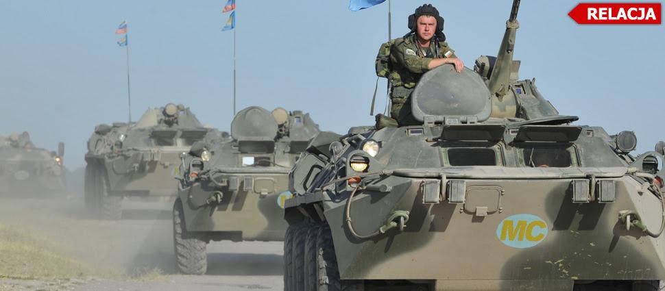 Ukraińska telewizja: Rosjanie w Nowoazowsku mówią, że mają rozkazy dojść aż do Odessy