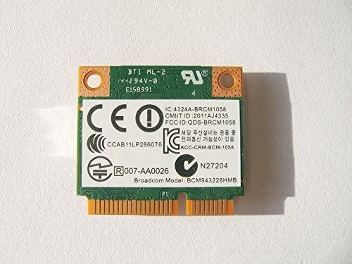 Broadcom BCM943228HMB 802.11abgn 2x2 Wi-Fi + BT 4.0 Combo Adapter #Broadcom #BCM943228HMB #80211abgn...