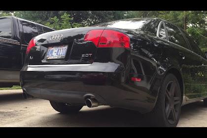 Audi A4 B7 Muffler Delete