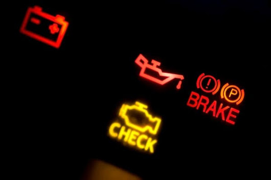 What Your Check Engine Light Is Telling You