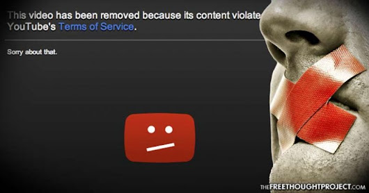 "YouTube Is Now Purging Evidence Of War Crimes—Labeling It As ""Extremist"" Content 