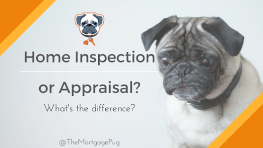 Appraisal or Home Inspection..What's The Difference?
