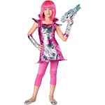 Light Up Cosmic Girl Child Costume