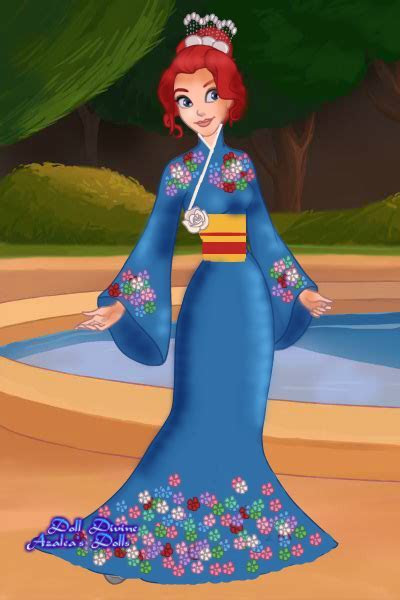 Izzy by Dollie ~ Princess Jasmine dress up game   Doll