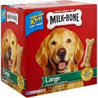Milk-Bone Biscuits, Large Dog - 10 lb box