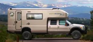 Earthroamer XV LTS Ultimate Survival Vehicle Bug Out