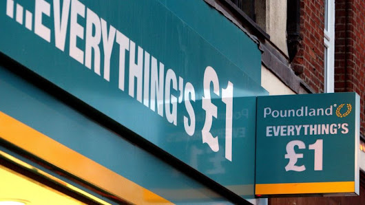 Poundland profits suffer amid 'strain' of buying rival 99p Stores - BBC News
