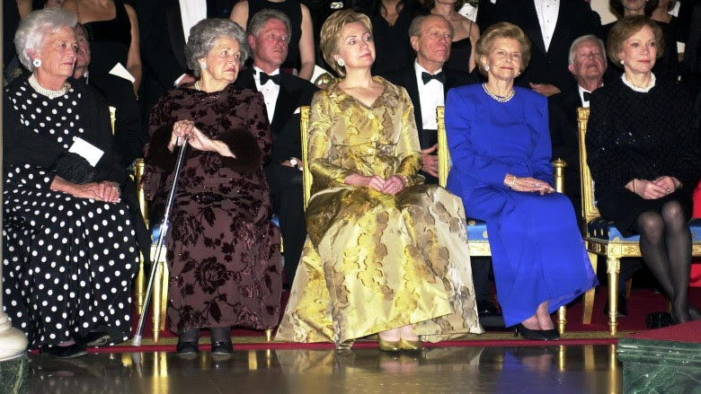 The untold truth of America's first ladies