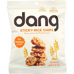 Dang Rice Chips - Original Recipe - Case Of 24 - .7 Oz.
