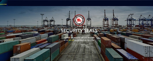 Securing the shipping industry one seal at a time !