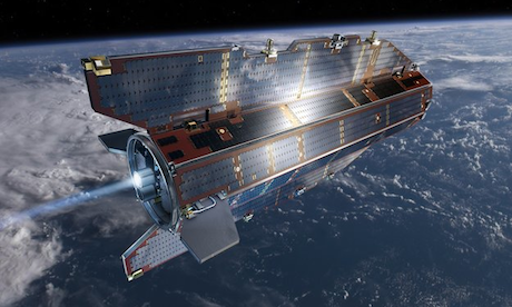 European GOCE satellite falling to Earth – stay calm