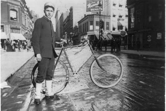 Pedaling Through the Bicycle's 200 Years  - WSJ