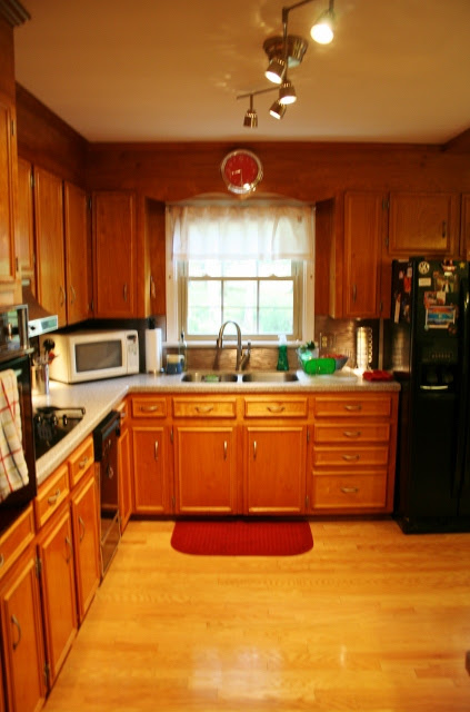 Small Budget Big Makeover Kitchen Kitchen Appliances Tips And Review