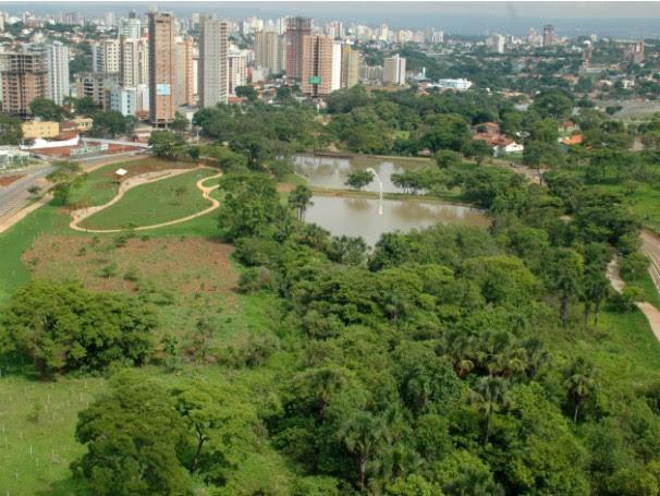 Parque Flamboyant (Foto: Divulgação/Ascom/Amma)