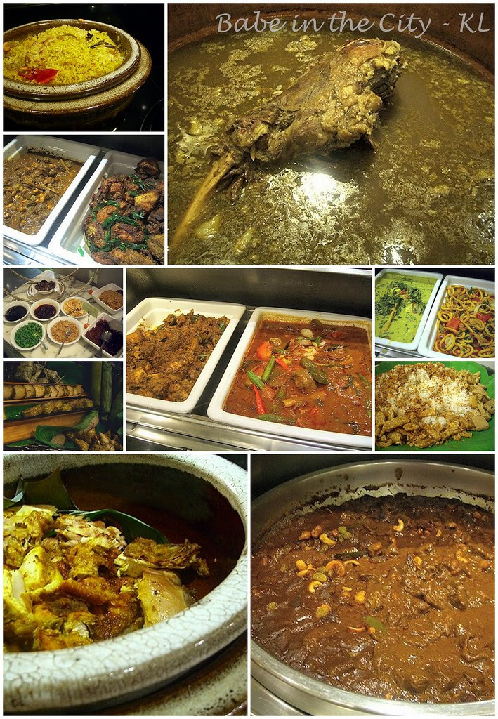 Paya Serai - Malay dishes