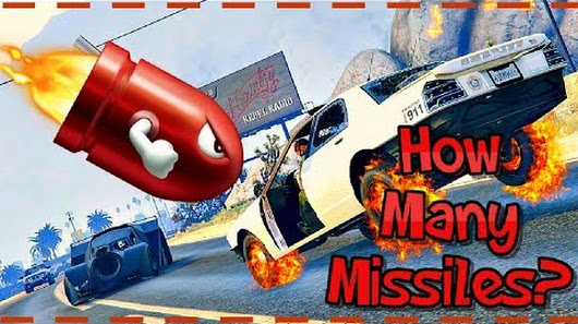 How Many Missiles Does the Gta 5 Vigilante Have? Lets Find out ...