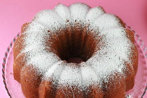 Cardamom Vanilla Pound Cake - I Like Big Bundts