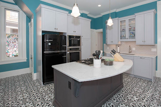 4 Stand-Out Kitchen Flooring Ideas