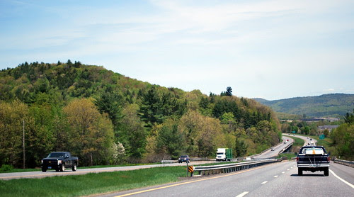 I91 in Vermont
