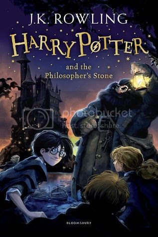 Harry Potter & the Philosopher's Stone by J.K. Rowling