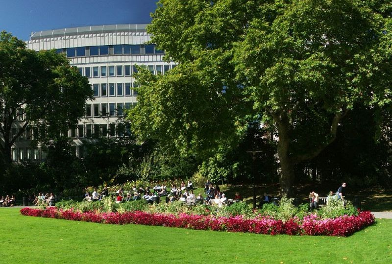 Panoramic Images Of The World Victoria Embankment Gardens London