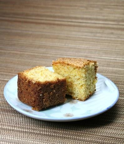 Food Processor Carrot Cake Bundt Recipe
