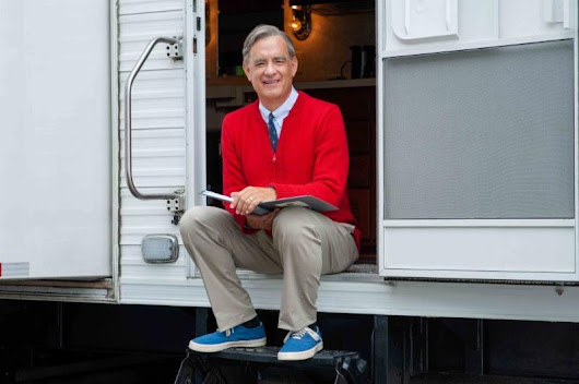 Tom Hanks' Mr. Rogers Movie Gets A Title | FilmFracture