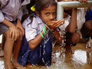 Poor school in India