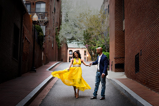 Georgetown Engagement Photographer