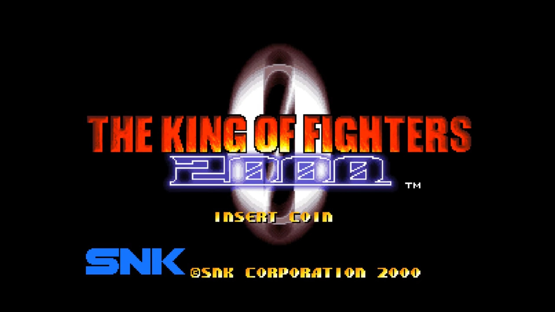 King of Fighters 2000 is spin-kicking its way to the Switch screenshot