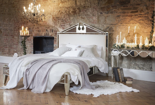 Royal Interior Design mirrored in French Bedroom Company