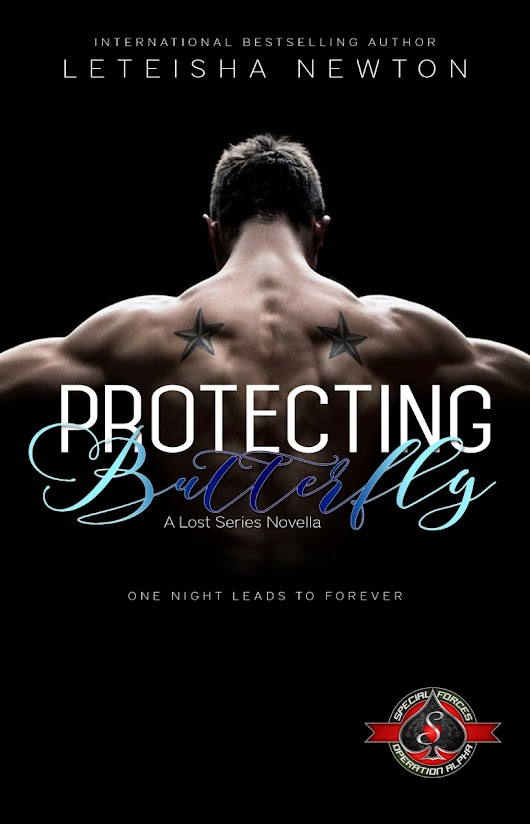 Coming Soon: Protecting Butterfly in Susan Stoker's Special Forces Operation Alpha Kindle Worlds!