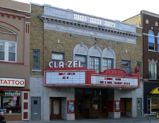 Cla Zel Theatre In Bowling Green Oh Cinema Treasures