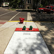 New Street Artist 'Bored' Turns Chicago Sidewalks into an Alternative Monopoly Game | Colossal