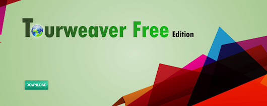 Free Virtual Tour Software- Tourweaver Free Edition