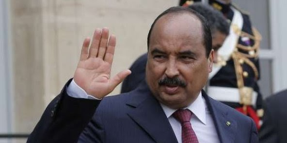 Detienen al expresidente de Mauritania Mohamed Ould Abdel Aziz