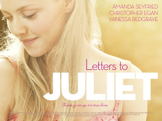 Healthy Marriage Movie Guide-- Letters to Juliet