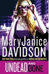 Undead and Done (Queen Betsy) - MaryJanice Davidson