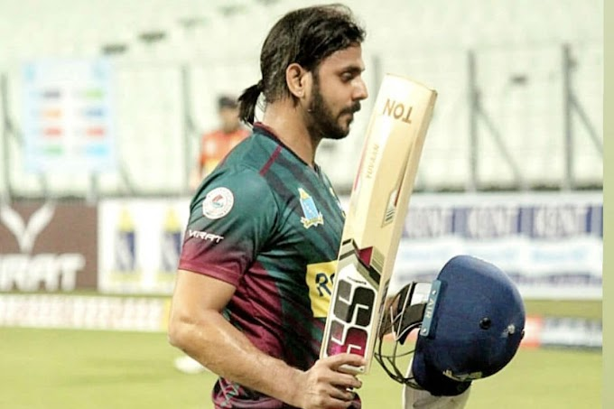 Bengal T20 Challenge: Manoj Tiwary Stars in Mohun Bagan Win over Customs as Cricket Returns to Eden Gardens