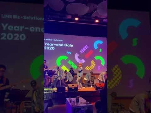 2020 LINE年終晚會藝人表演:JiaJia家家/告五人Accusefive @ LINE Biz-Solutions Years-end Gala 2020