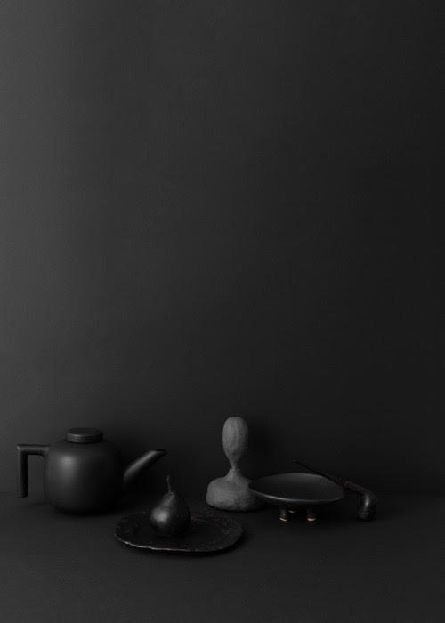 Photography with stylists Elin Kickén and Evalotta Sundling. Handmade ceramic by Elin Lannsjö.